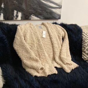 NWT Urban Outfitters Fluffy Soft Cardigan XS/S